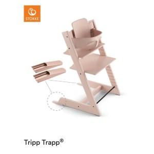 Tripp Trapp Babyset Serene Pink