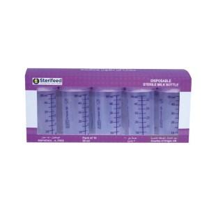 50 ml Sterile Disposable Bottles