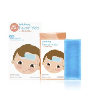 Frida Baby Feverfrida The Cool Pads 5 Ct