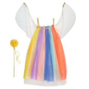 Meri Meri Rainbow Girl Dress Up 5-6 Years