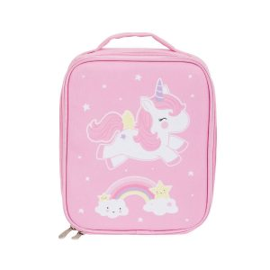 A Little Lovely Company Cool Bag Insulated Unicorn