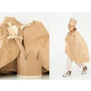 Koko Cardboards DIY Kit King/Queen Costume