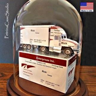 Semi Truck paper model1417