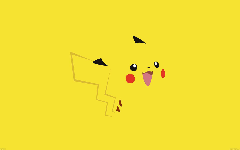 Cute Charmander Wallpaper Aa35 Pika Pikachu Illust Minimal Art Papers Co