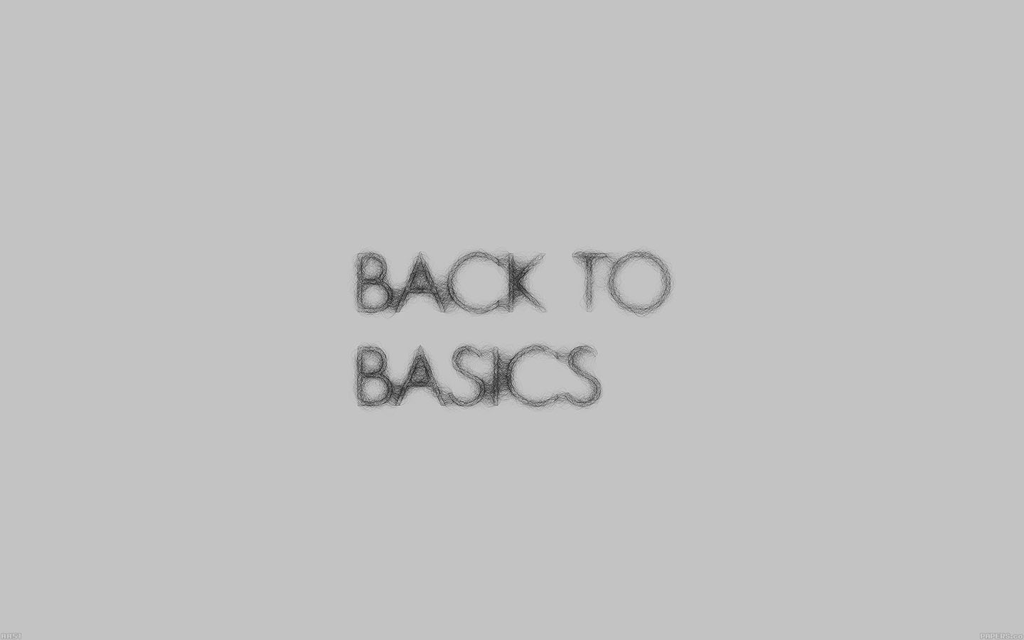 Aa51 Back To Basics White Art