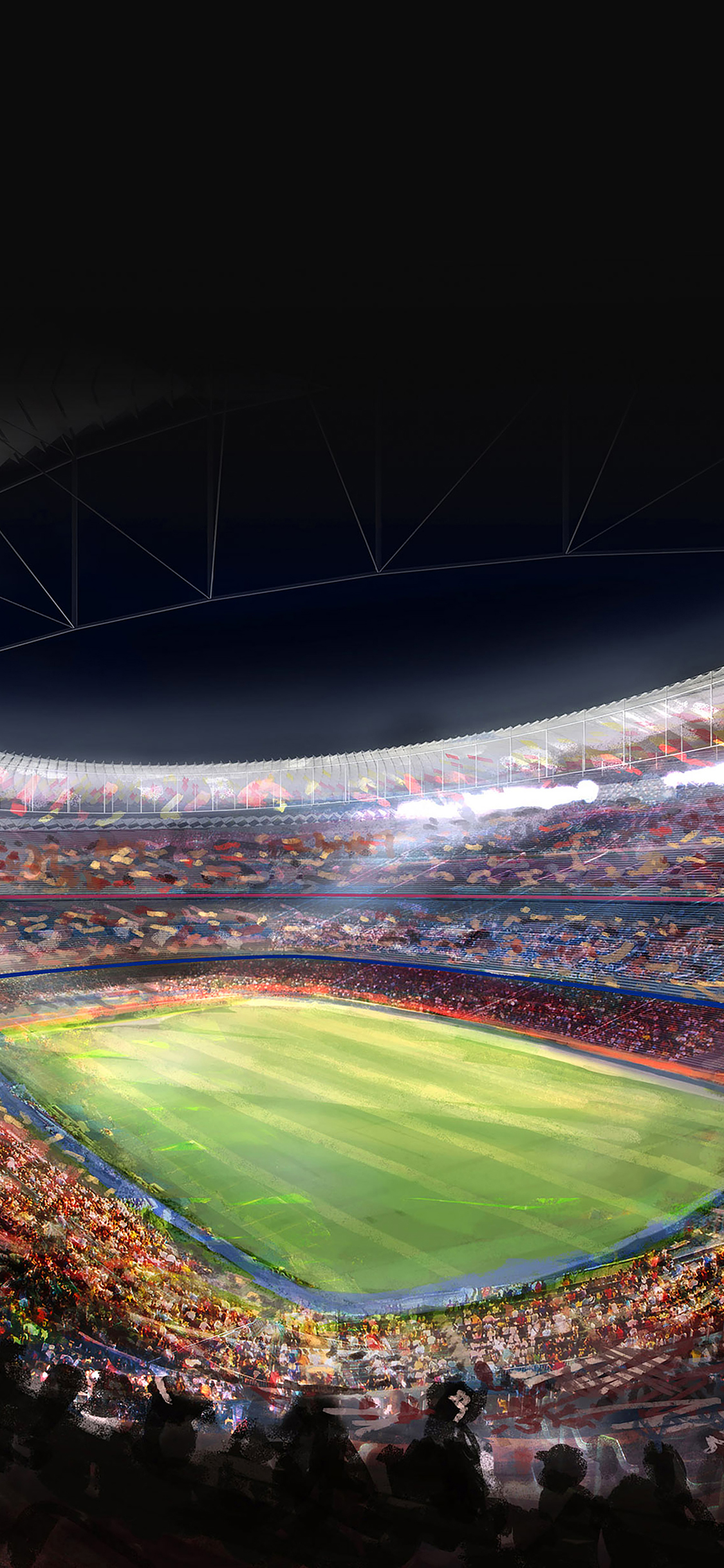 Anime Wallpaper Iphone X Aa82 Wallpaper Fc Barcelona Camp Nou Sports Papers Co