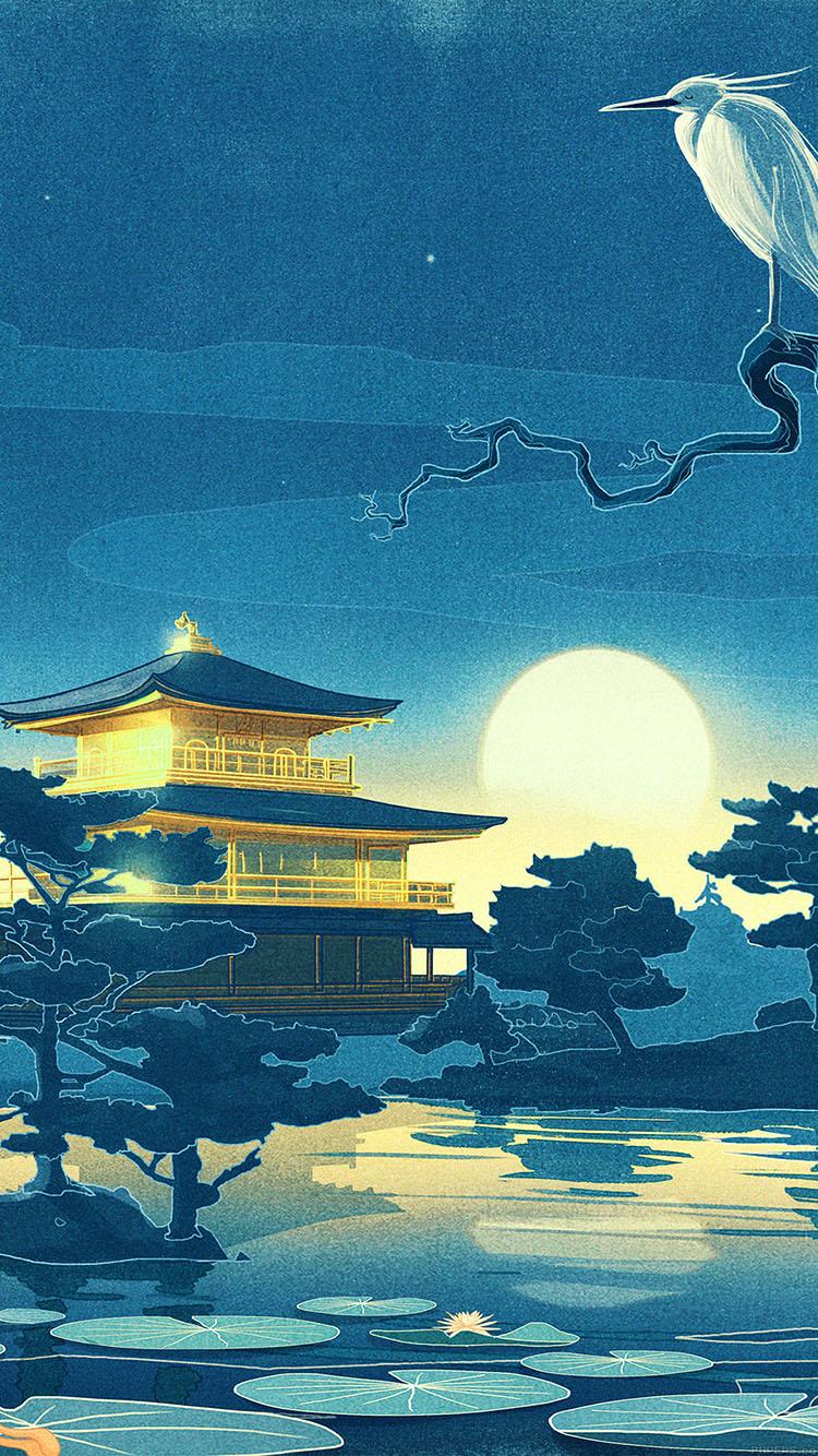 Iphone 6 Japanese Art Wallpaper Arte Inspire