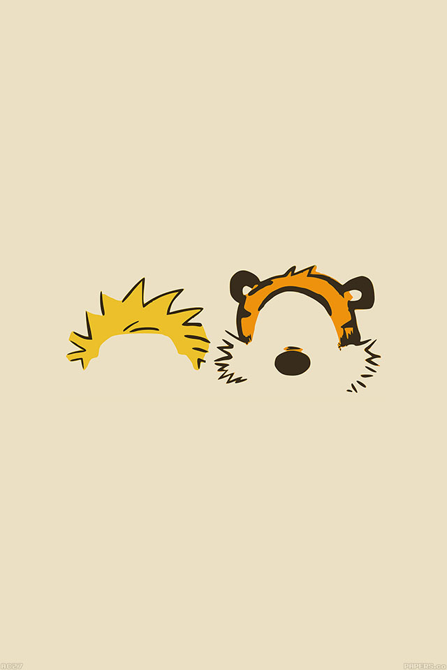 Note 8 Fall Wallpapers Ac27 Wallpaper Calvin Hobbes Minimal Illust Papers Co