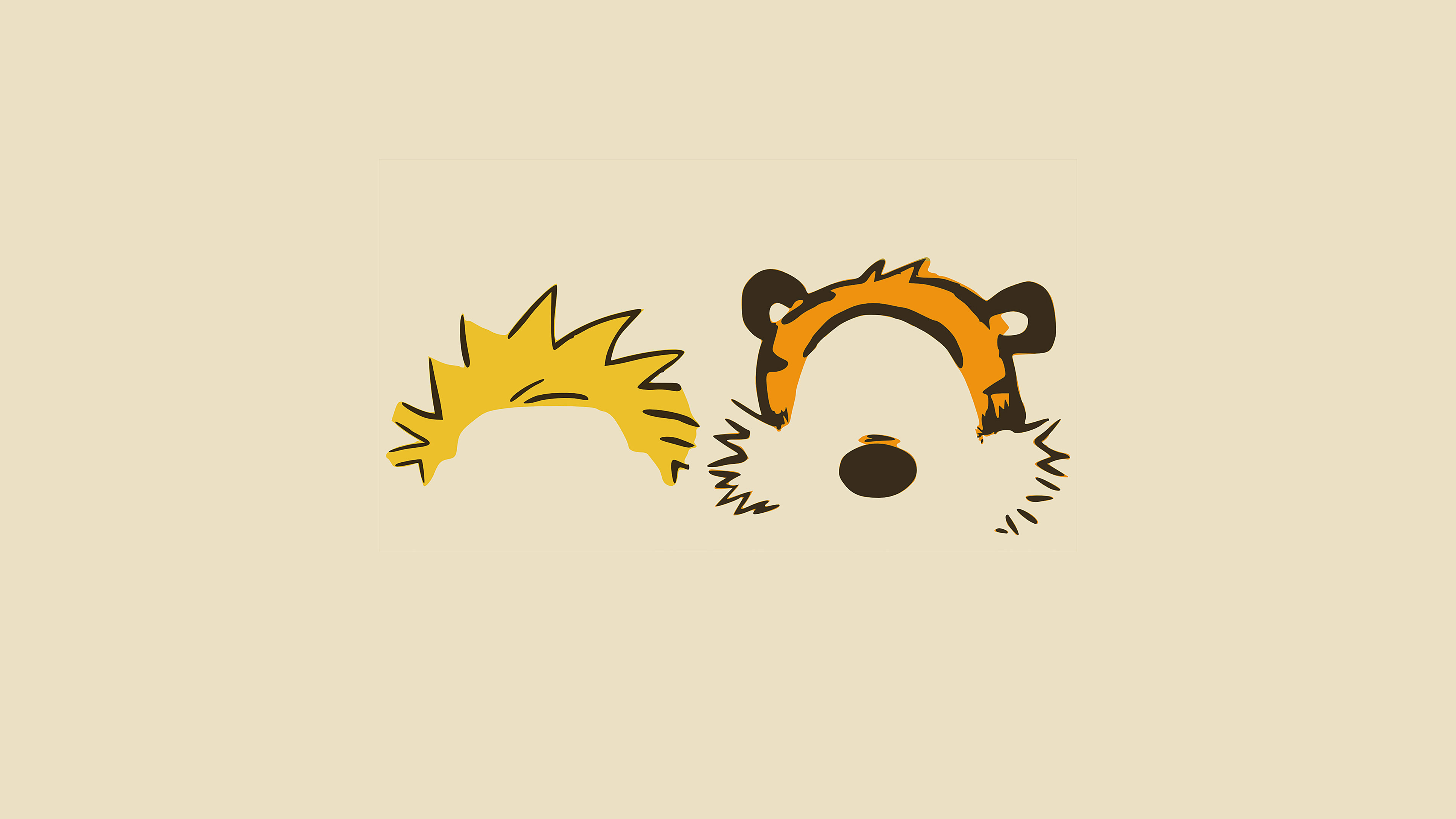 Calvin And Hobbes Fall Wallpaper Ac27 Wallpaper Calvin Hobbes Minimal Illust Papers Co