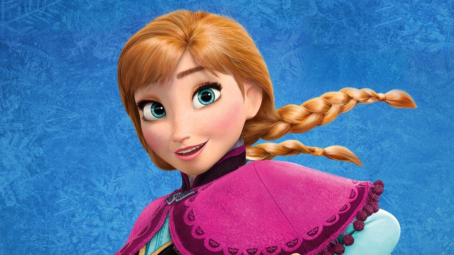 Fall Sunset Anime Wallpaper Ae50 Frozen Disney Princess Anna Of Arendelle Illust