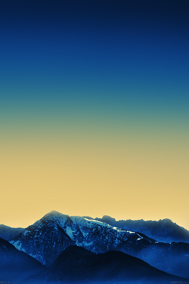 Free Cute Ipad Wallpapers Af27 Ipad Air 2 Dark Blue Wallpaper Official Mountain
