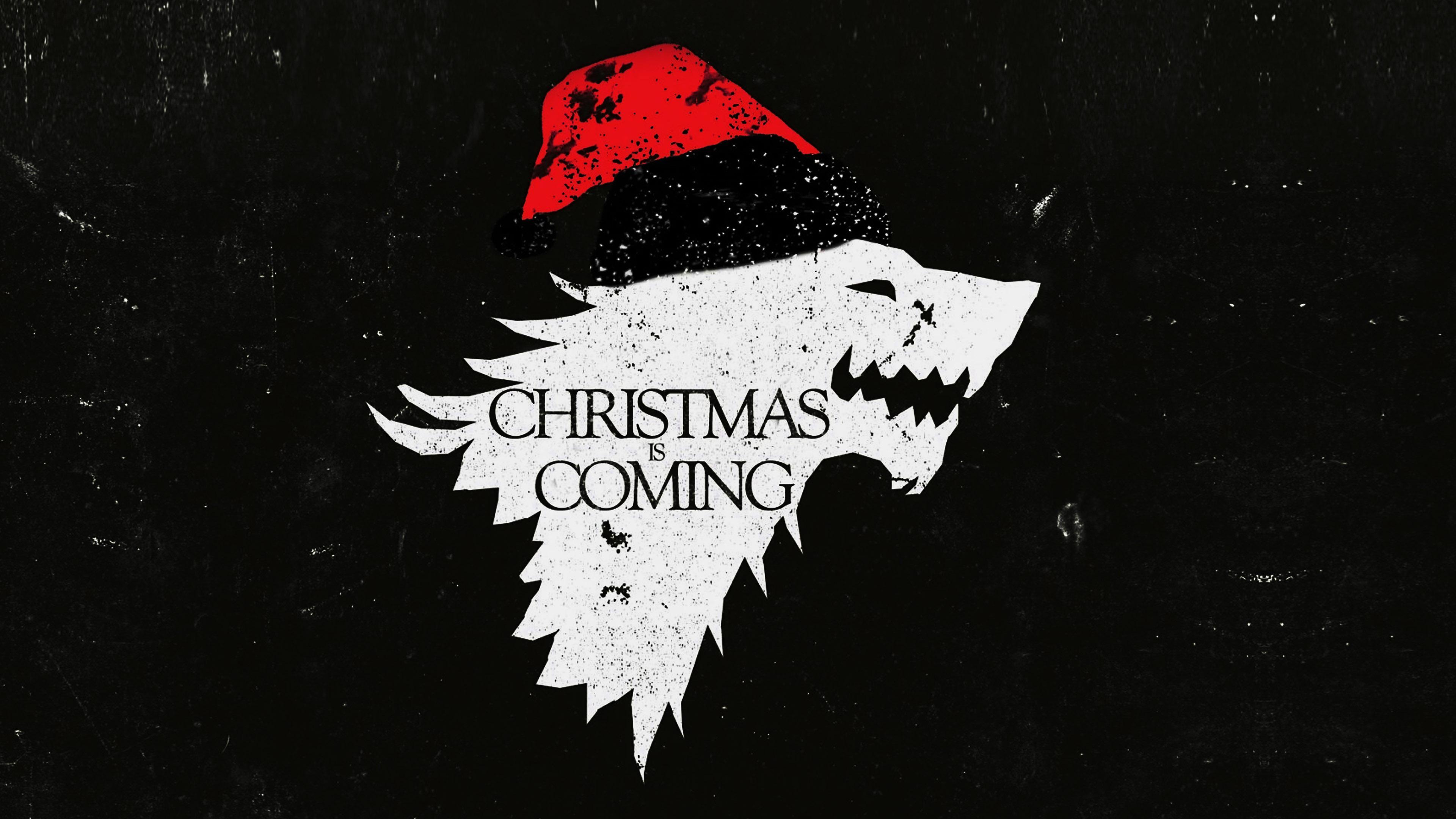 Rainbow Wallpaper Iphone X Ag24 Christmas Is Coming Dark Game Of Thrones Art Wallpaper