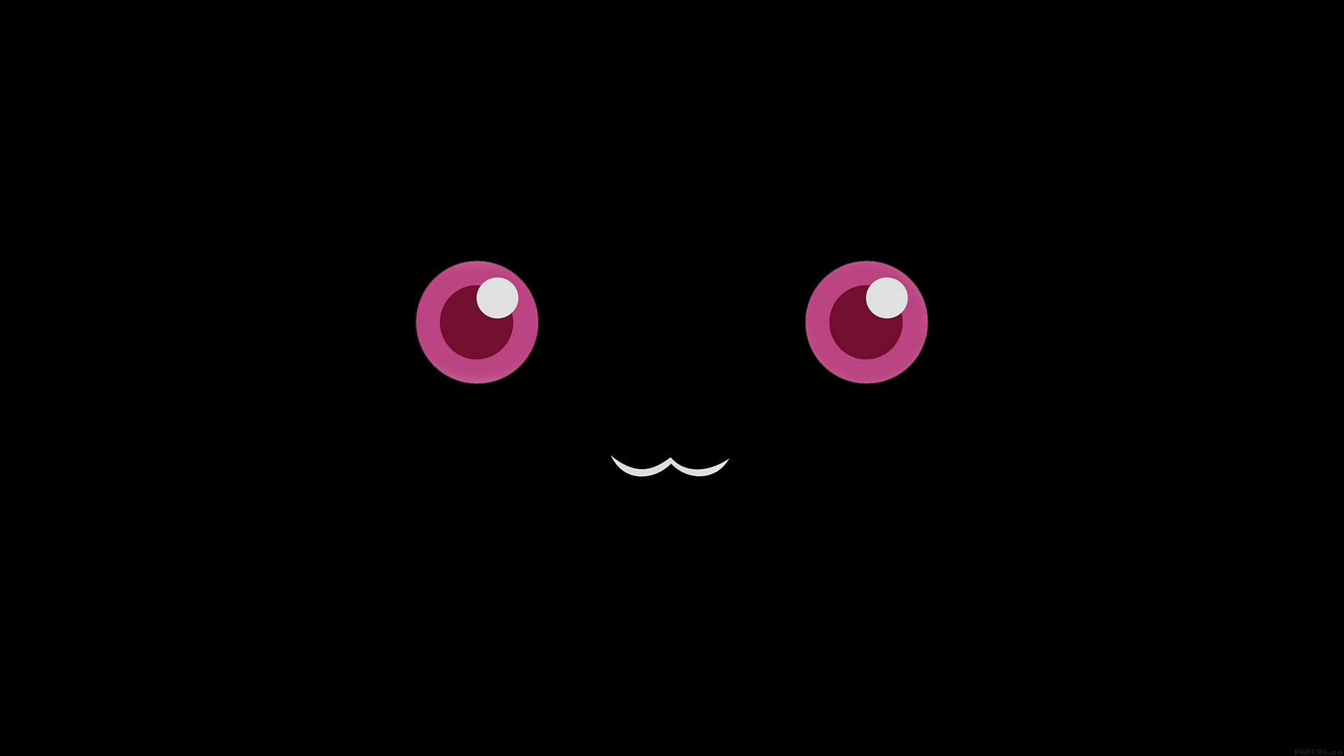 Fall Wallpapers In Pink Color Ag59 Cute Pokemon Dark Character Anime Minimal Wallpaper
