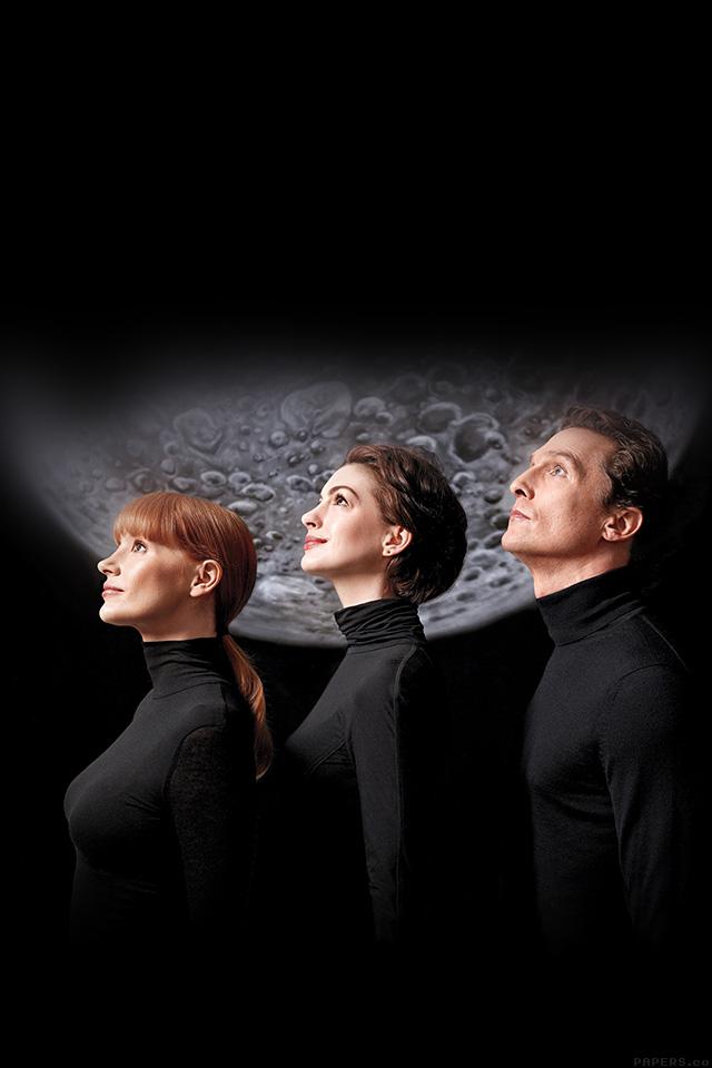 Nasa Iphone Wallpaper Ah15 Interstellar Cast Nasa Space Film Papers Co