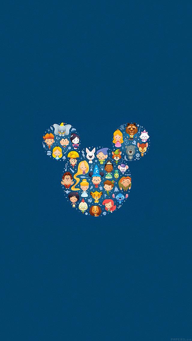 Cute Pokemon Iphone 5 Wallpaper Ah22 Disney Art Character Cute Illust Papers Co