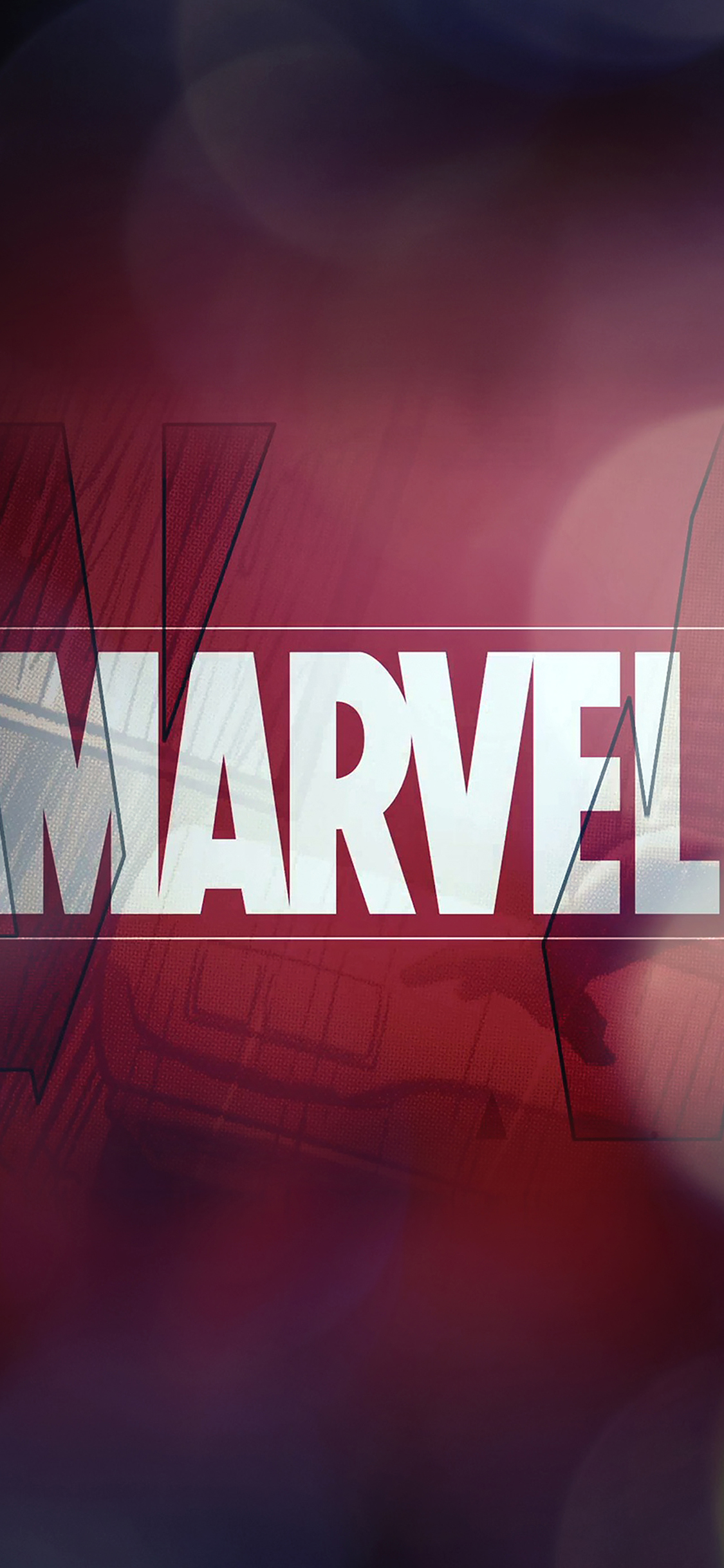 Android Phone Car Wallpapers Ai55 Marvel Logo Film Art Illust Minimal Bokeh Papers Co