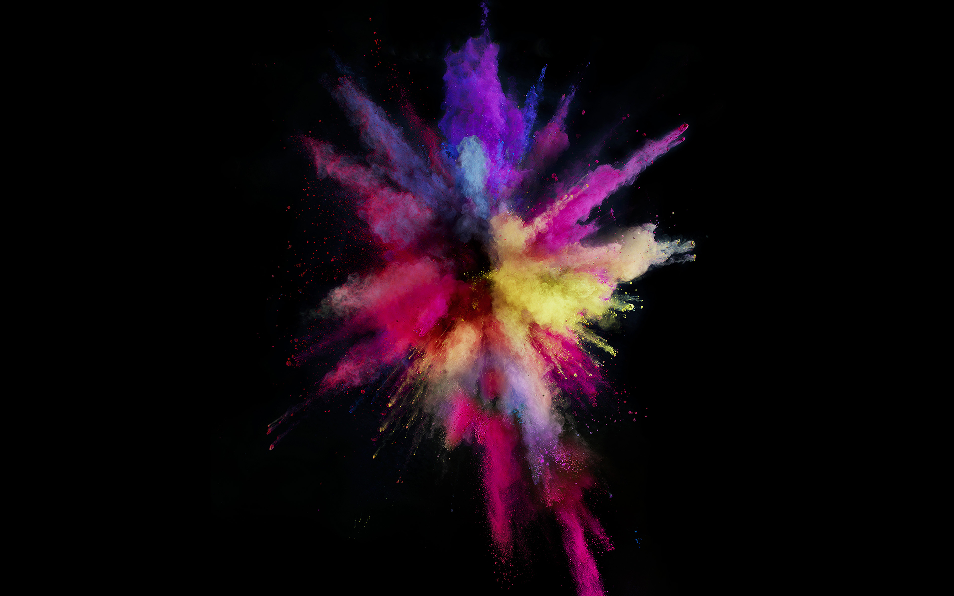 Free Fall Desktop Wallpaper For Mac An57 Apple Color Rainbow Red Dark Spark Ios9 Papers Co