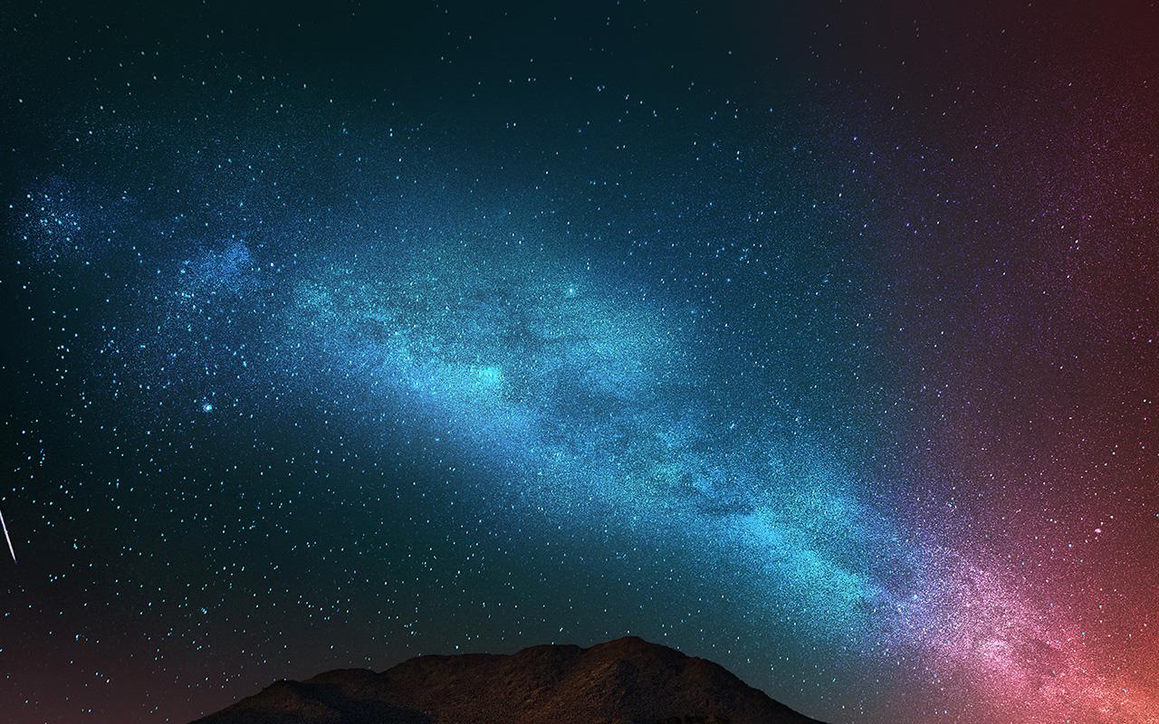 Rick And Morty Iphone Wallpaper Wallpaper For Desktop Laptop An88 Night Sky Dark Color
