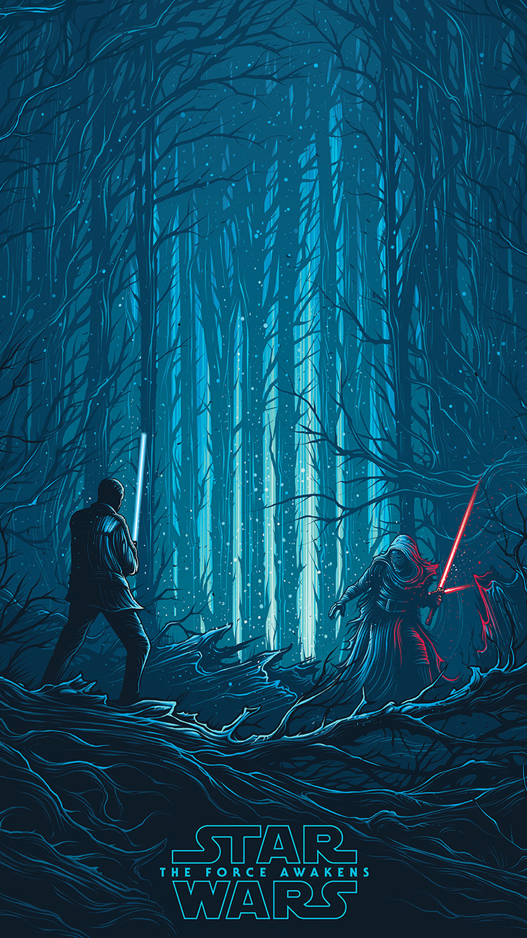 Car 1440p Phone Wallpaper Ap46 Starwars Illustration Blue Art Film Wallpaper