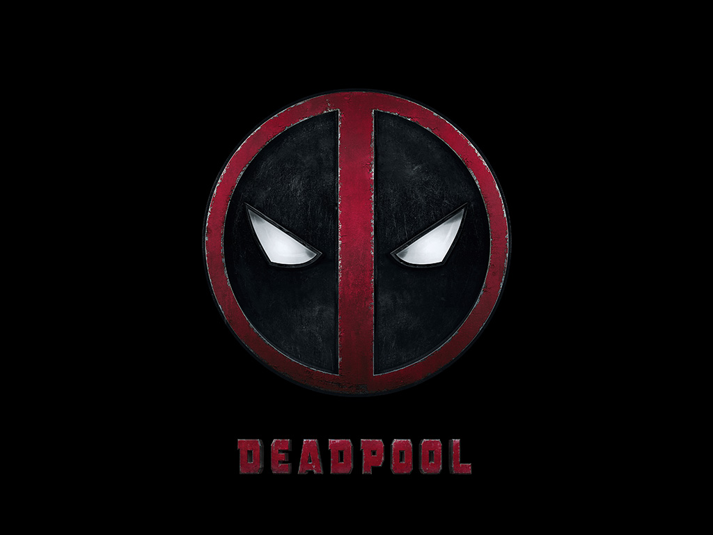 4k Car Wallpapers For Pc Ap49 Deadpool Logo Dark Art Hero Wallpaper
