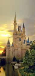 fantasy castle disney child illustration iphone wallpapers apple hd