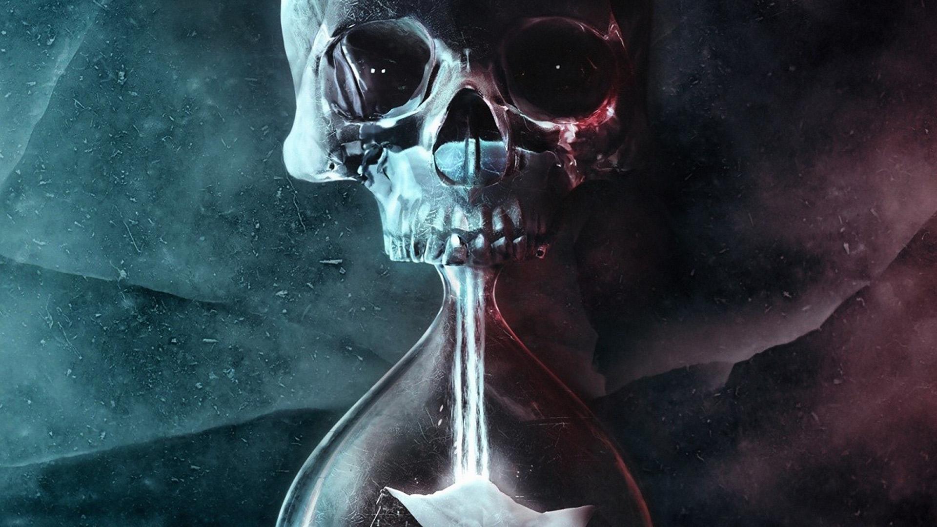 Until Dawn Iphone Wallpaper Wallpaper For Desktop Laptop As77 Skull Dark Dead Art