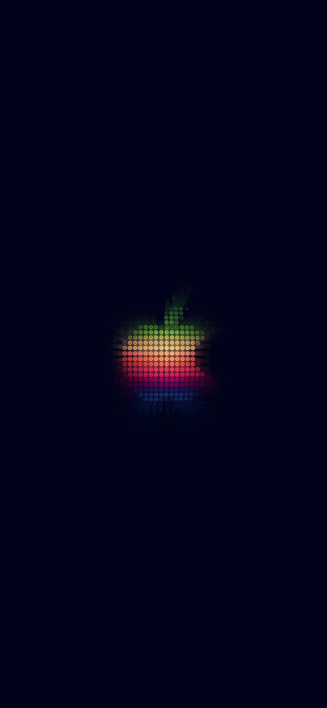 Iphonexpapers Iphone X Wallpaper At Logo Apple Rainbow Iltribuno Com