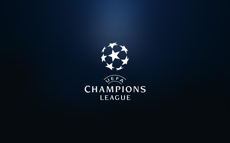 Soccer Iphone X Wallpaper At88 Champions League Europe Logo Soccer Art Illustration