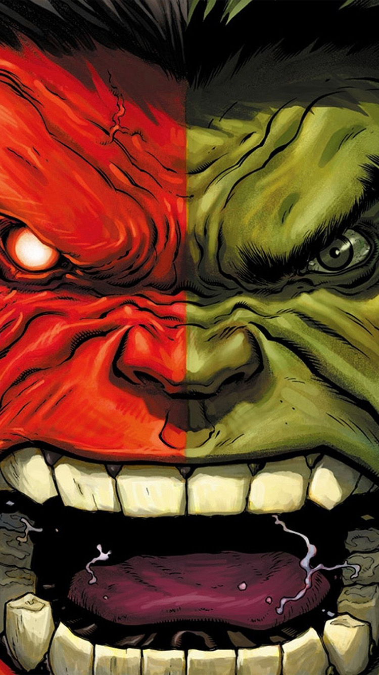 Fall Mobile Pattern Wallpapers Papers Co Iphone Wallpaper Au36 Hulk Red Anger Cartoon