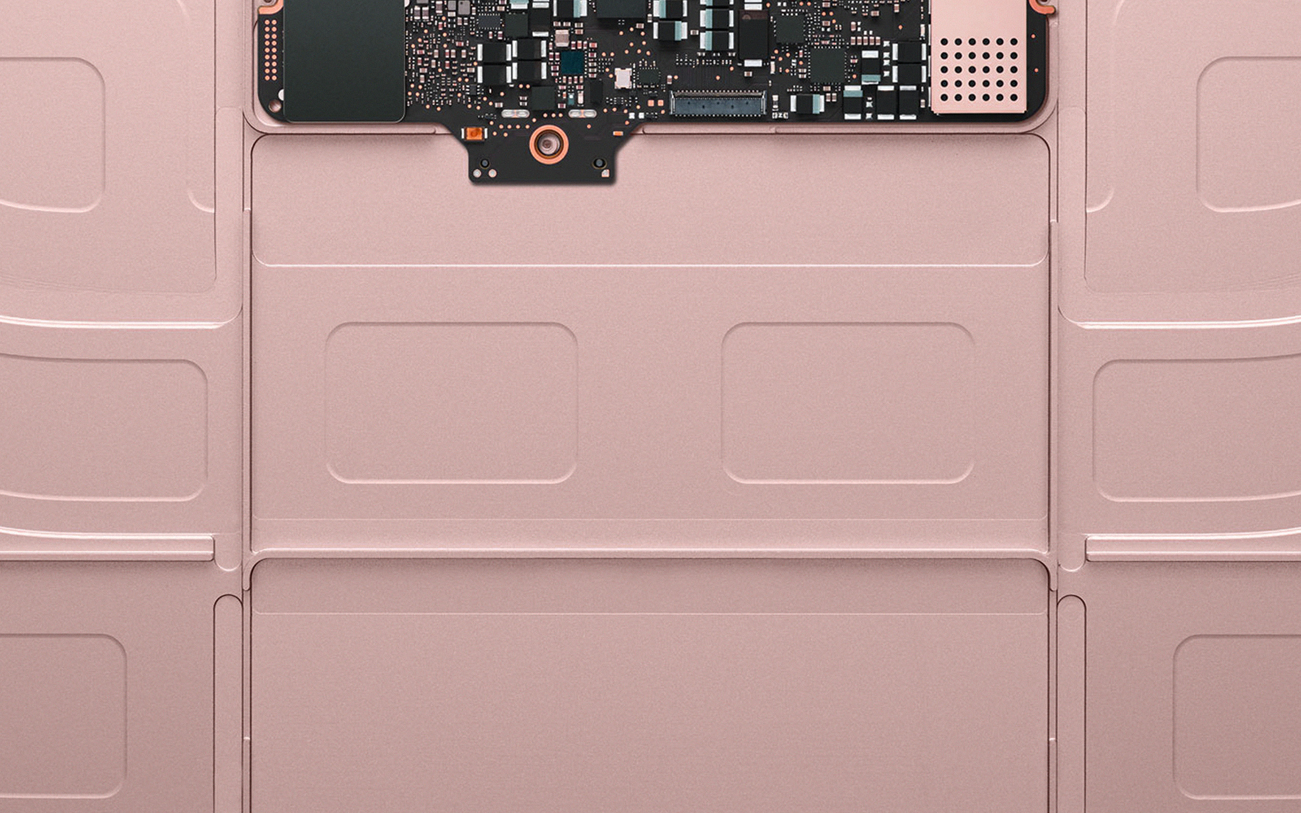 Lg Optimus Wallpaper Hd Au53 Inside Macbook Gold Apple Illustration Art Rose Gold