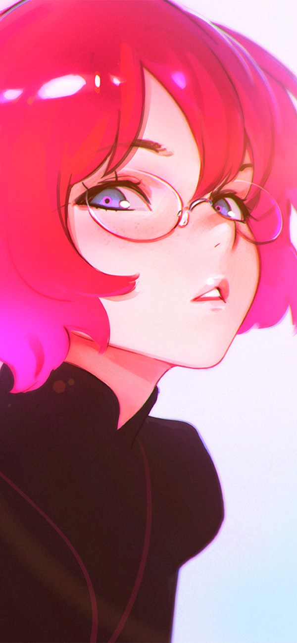 Av00-ilya-kuvshinov-girl-cute-pink-illustration-art-flare-wallpaper