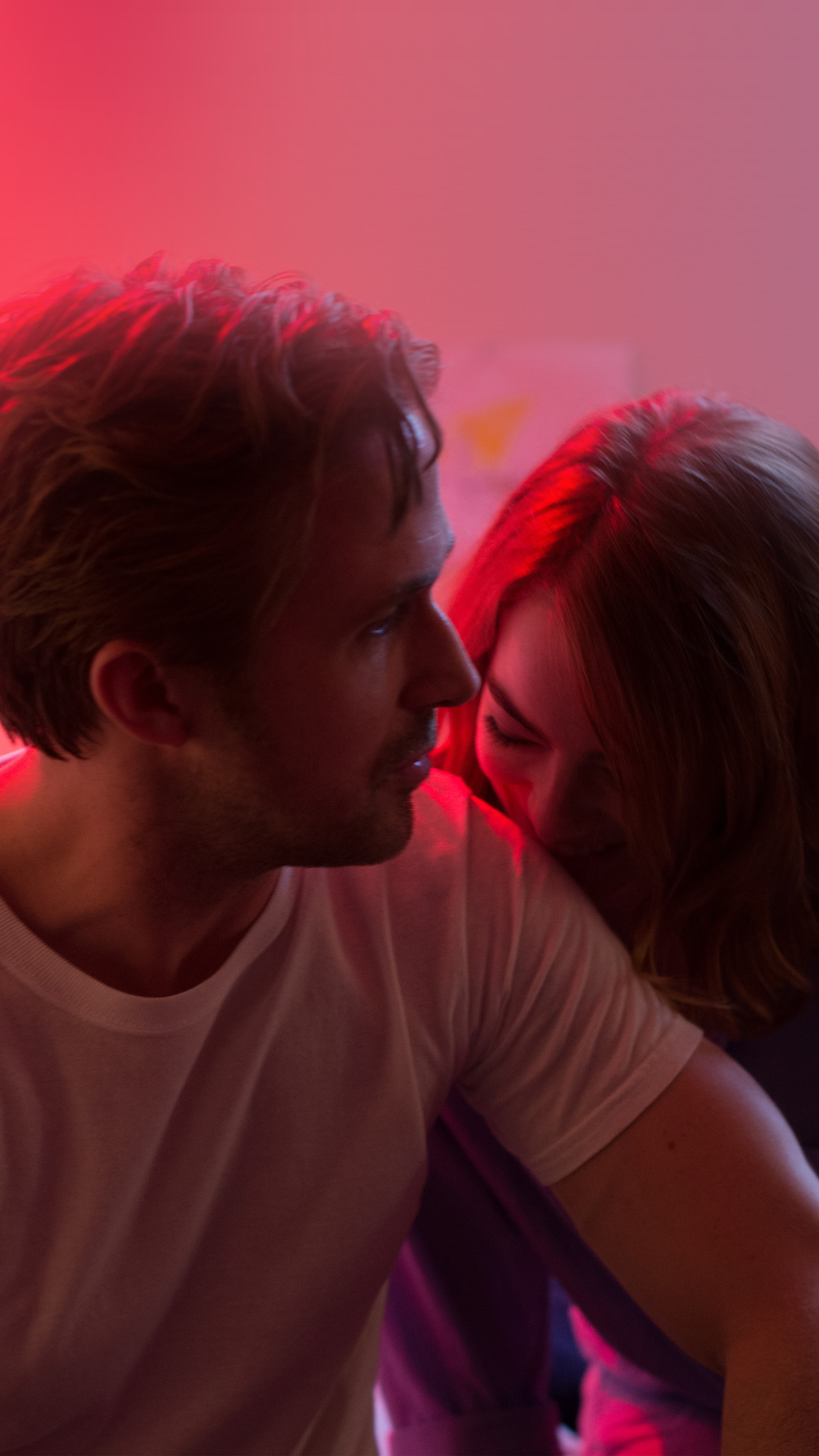 Baby So Cute Wallpaper Av62 Lalaland Ryan Gosling Emma Stone Red Film