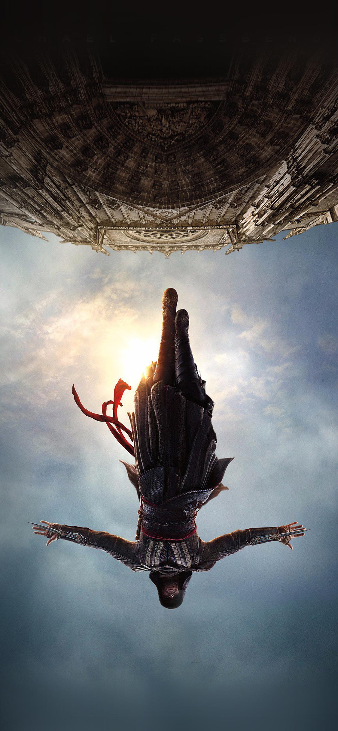 Google Android Wallpaper Hd Av98 Assasins Creed Film Poster Illustration Art Wallpaper