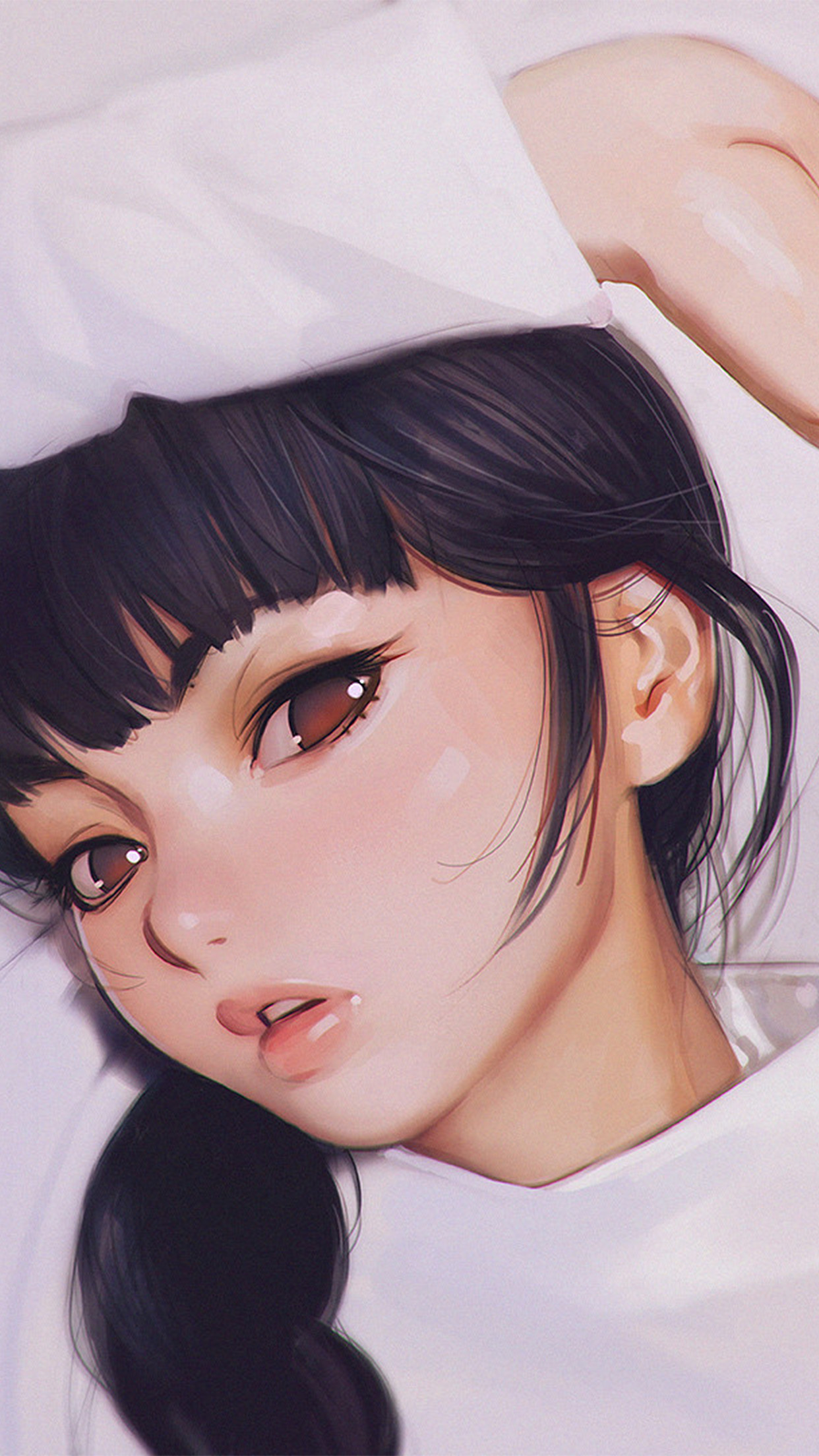 Anime Wallpaper Steam Papers Co Iphone Wallpaper Aw24 Ilya Kuvshinov Anime
