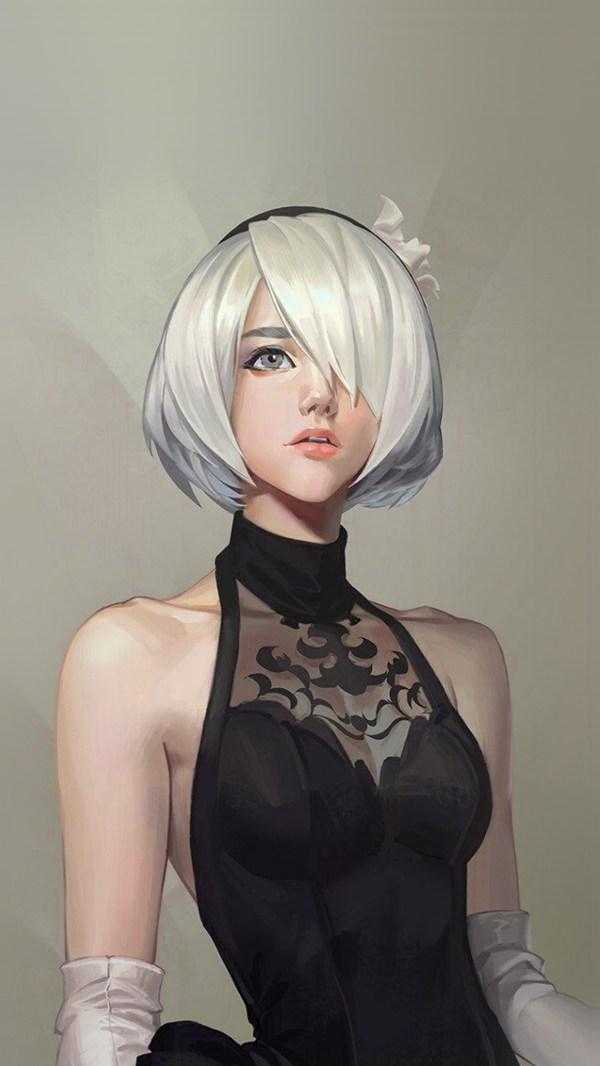 Anime Illustration Girl Art