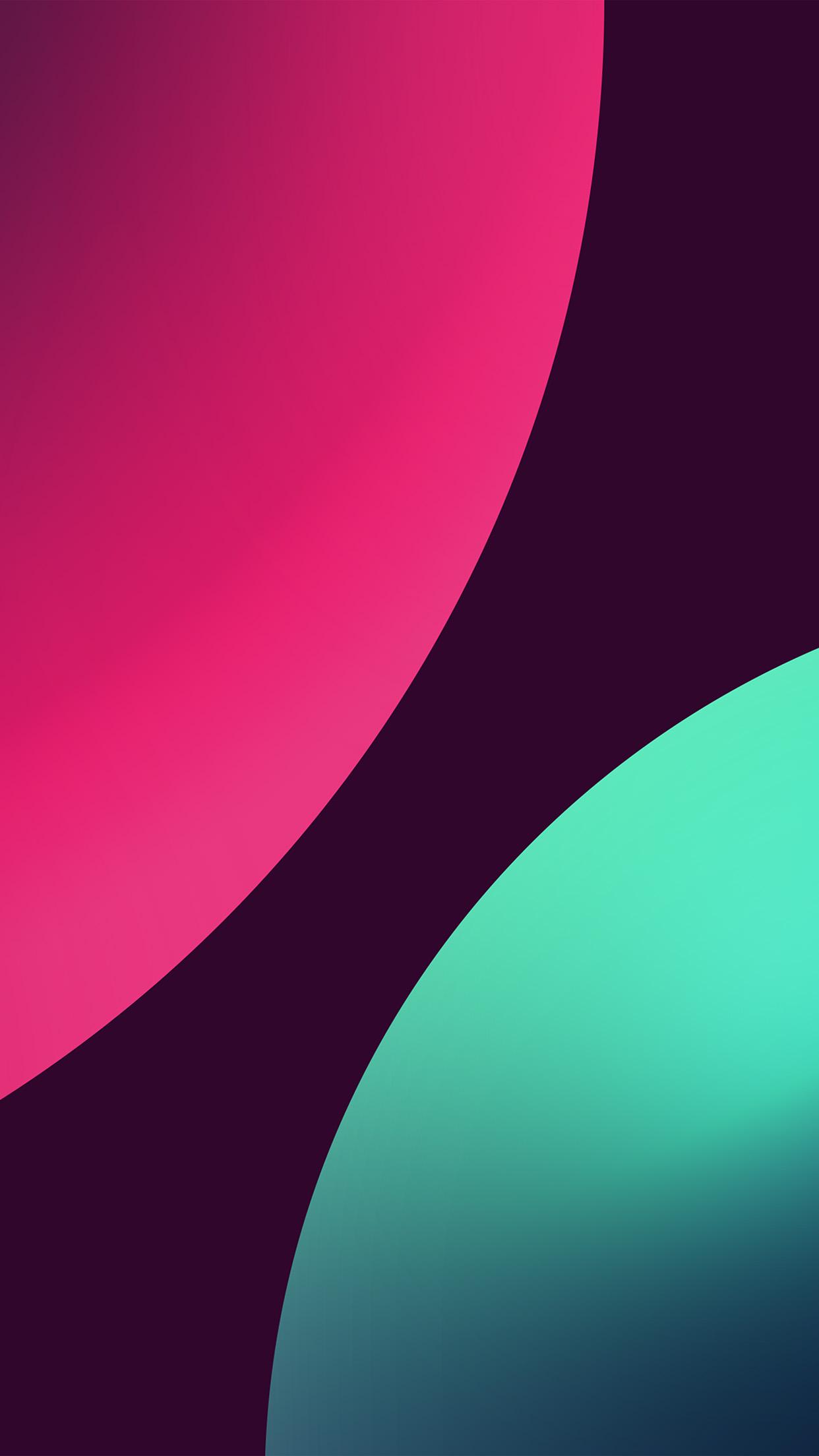 Cute Pink Wallpaper For Iphone 6 Plus Bd87 Minimal Circle Red Green Art Illustration Wallpaper
