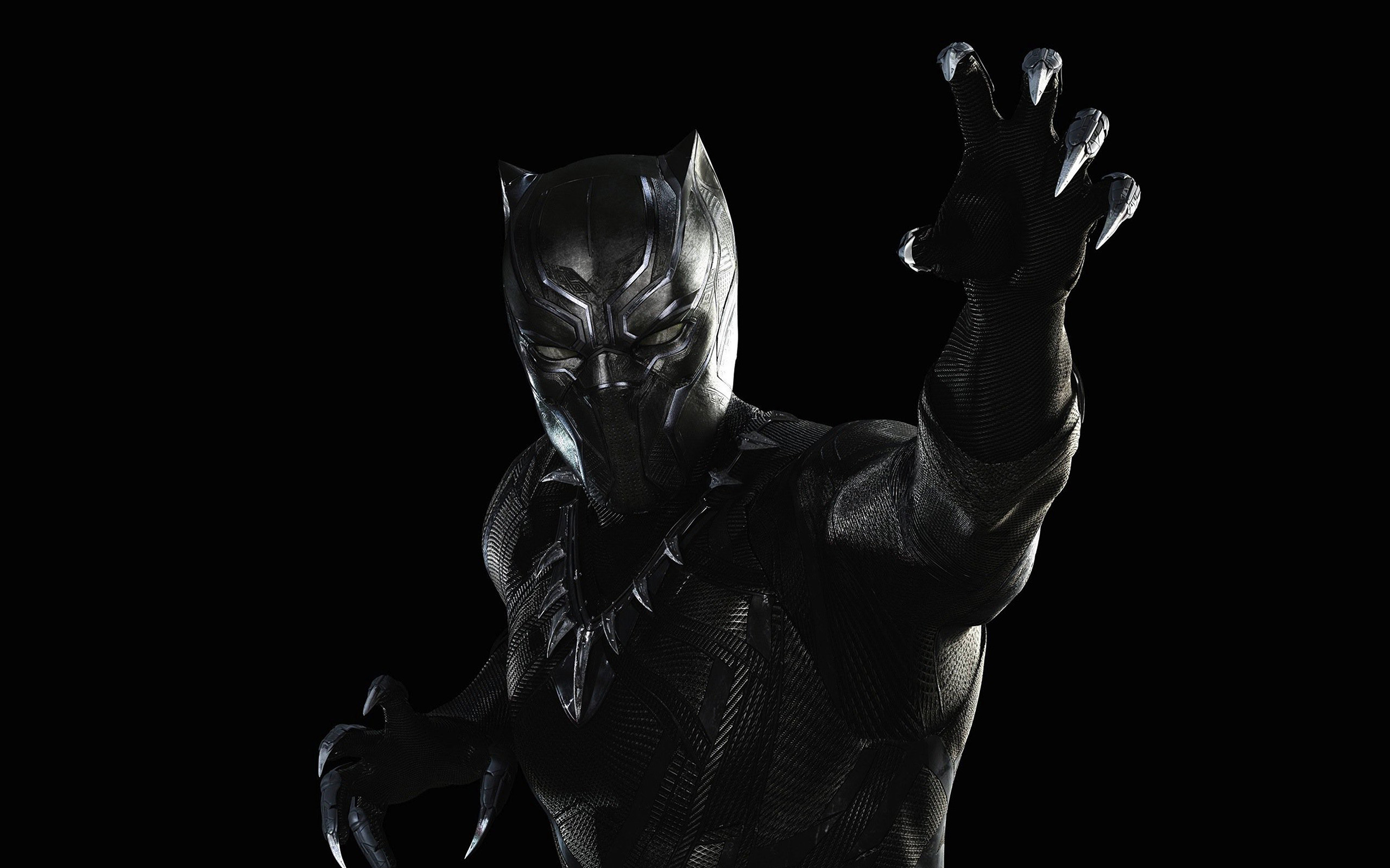 Black Panther Wallpaper Iphone X Black Panther Full Hd Wallpaper And
