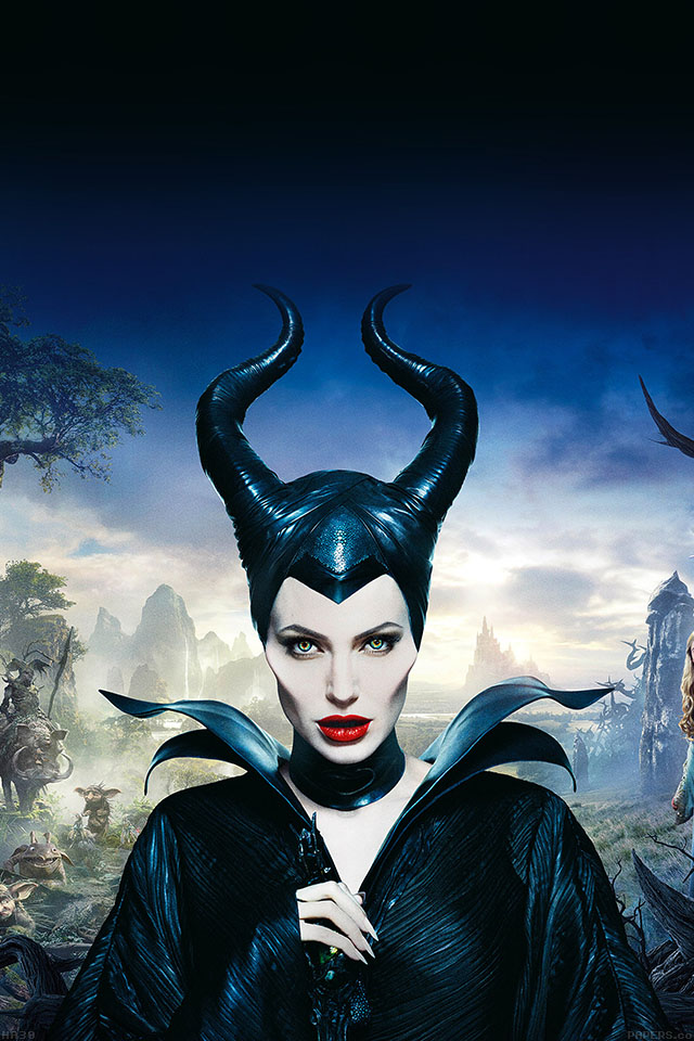 Hd Wallpaper Apple Logo Ha30 Angelina Jolie Maleficent Poster Disney Face Papers Co
