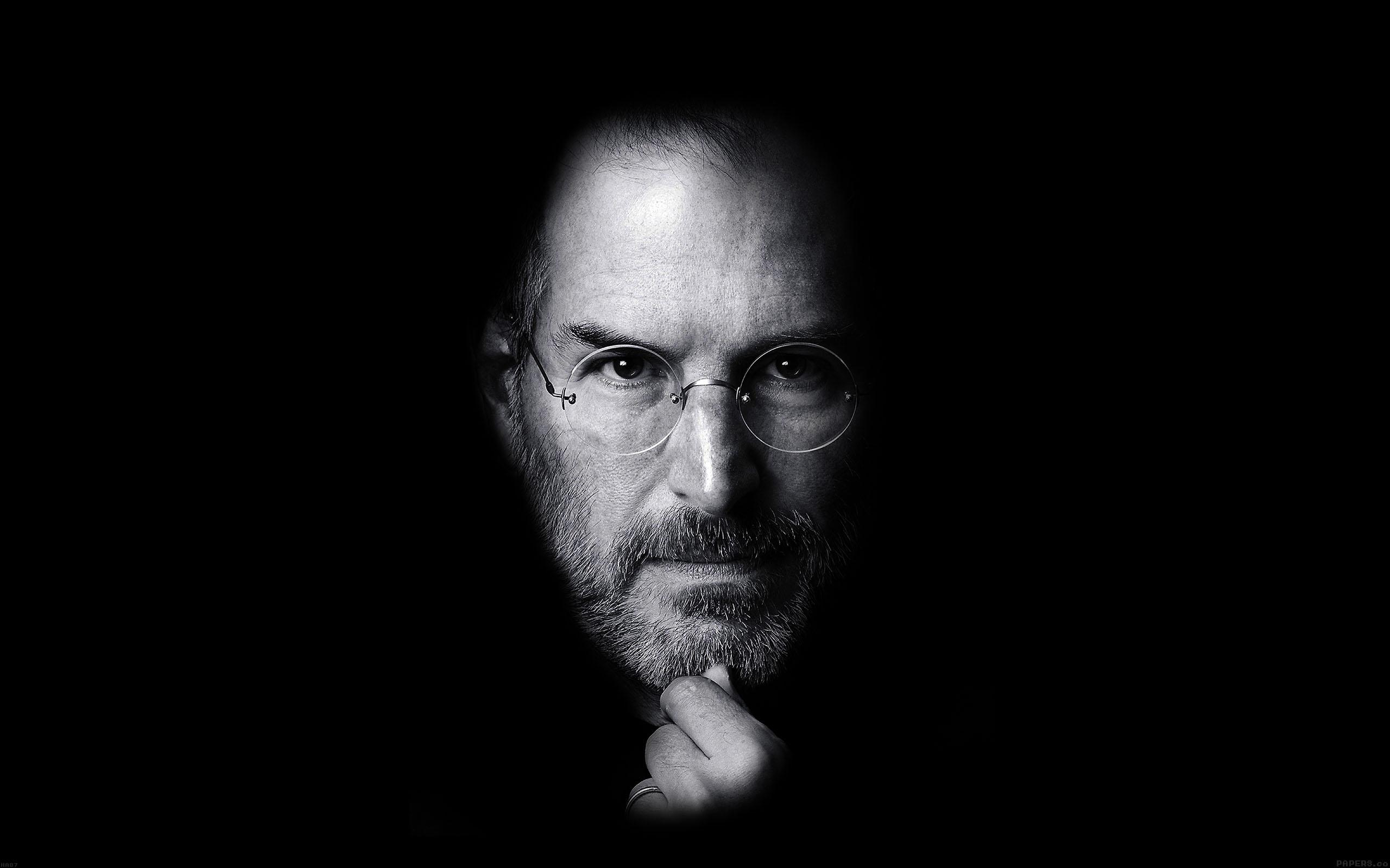 Animal Face Wallpaper Ha87 Wallpaper Steve Jobs Face Apple Papers Co