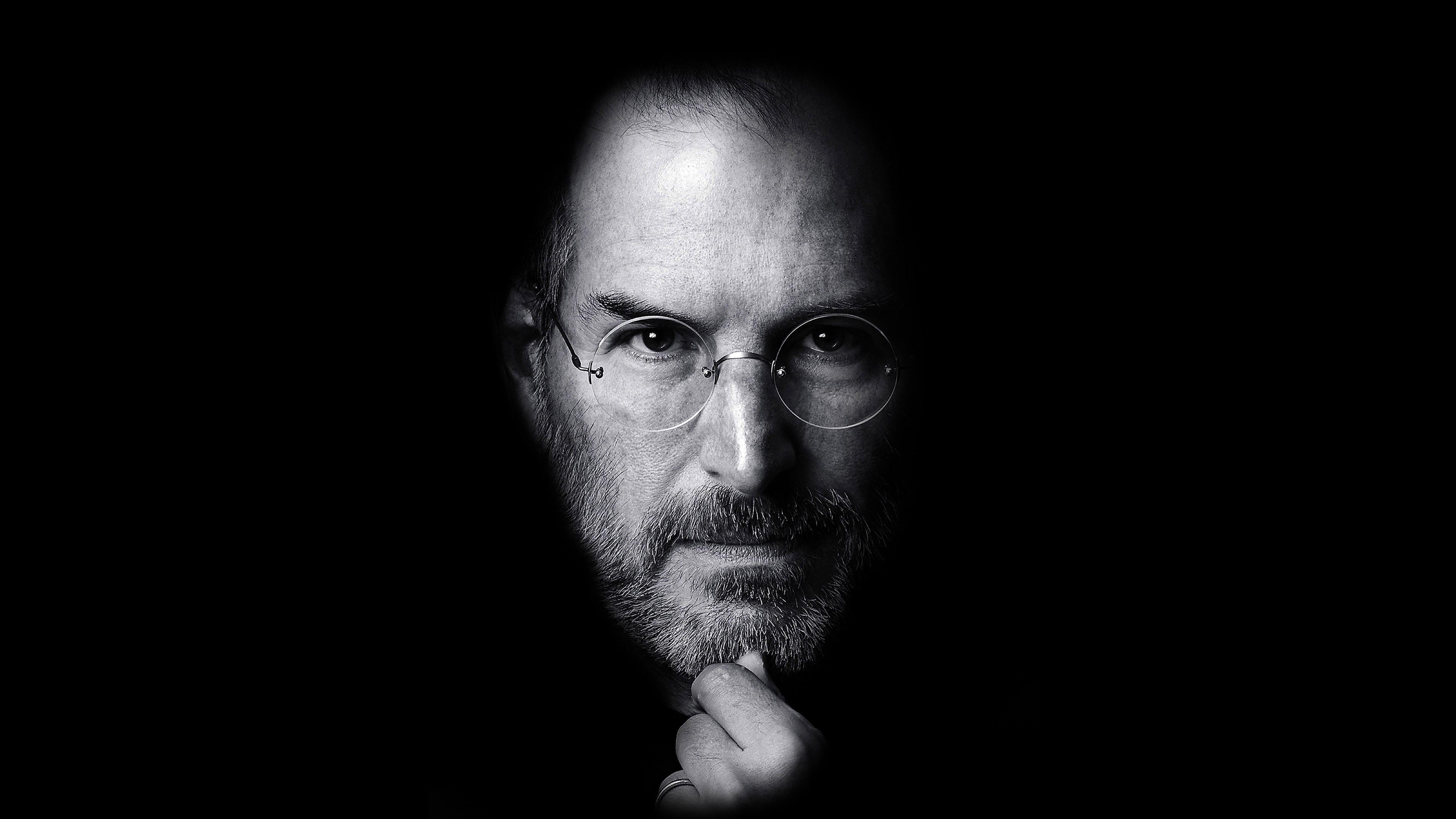 Fall Wallpaper For Macbook Pro Ha87 Wallpaper Steve Jobs Face Apple Papers Co