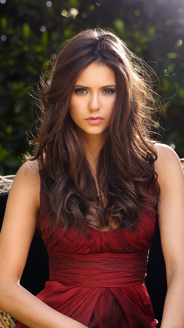 No 6 Anime Wallpaper Papers Co Iphone Wallpaper Hb86 Nina Dobrev Actress Cute
