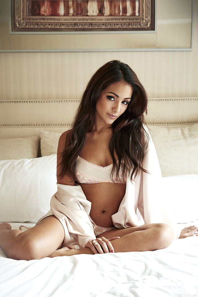 Ipad Mini Wallpaper Cute Hf45 Sexy Melanie Iglesias Bedtime Model Papers Co