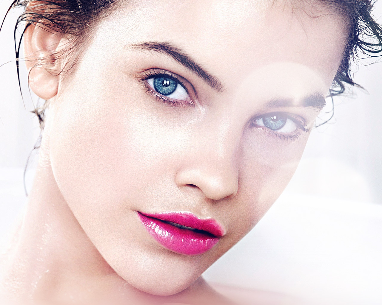 Pretty Fall Iphone Wallpapers Hh65 Barbara Palvin Face Cute Sexy Model Flare Wallpaper