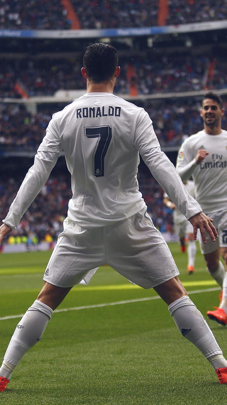 Cr7 Hd Wallpapers 2017 Hi78 Ronaldo Number 7 Realmadrid Soccor Wallpaper