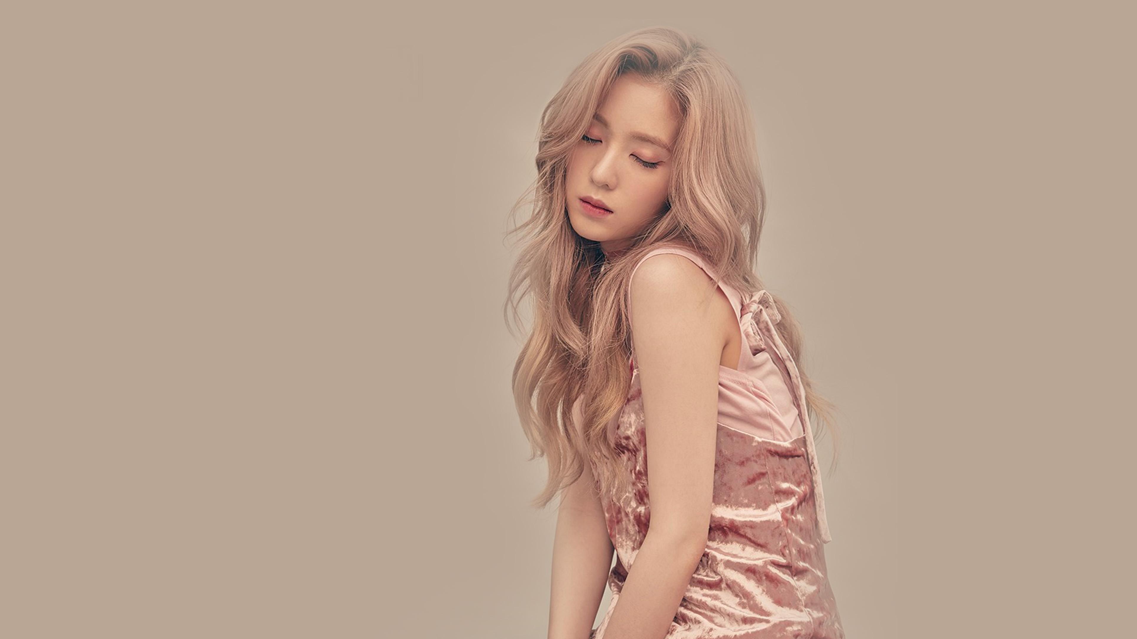 Cute Korean Wallpaper For Android Hk47 Irene Kpop Redvelvet Pink Girl Wallpaper