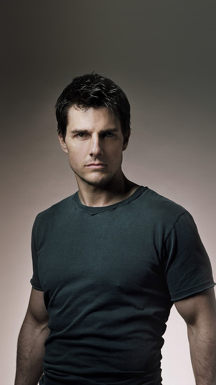 I Love Papers Hk89 Tom Cruise Film Star Actor Celebrity