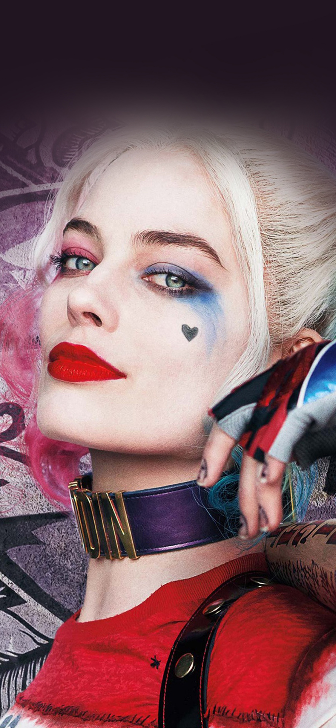 Sports Wallpapers Iphone 5 Hl21 Harley Quinn Hero Girl Joker Suicide Squad Wallpaper