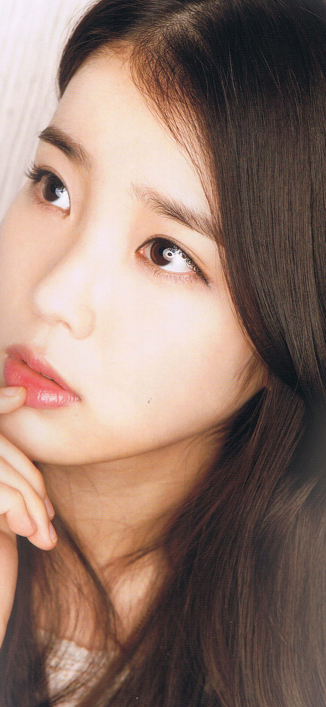 Cute Little Sister Wallpaper Hl65 Kpop Iu Girl Music Cute Wallpaper