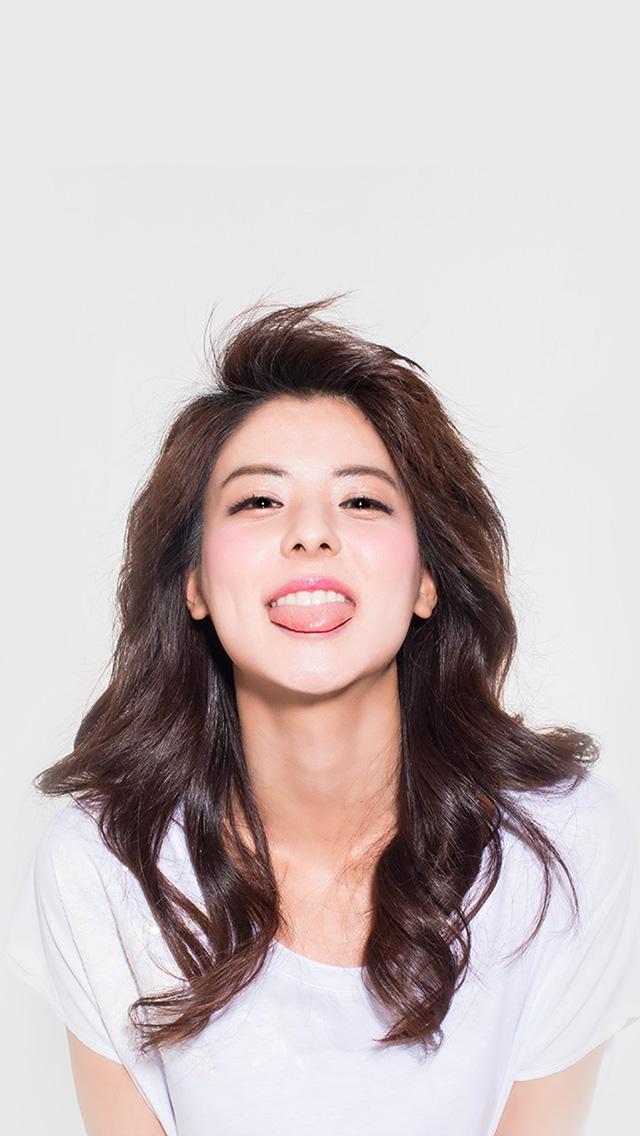 Asian Girl Wallpaper Hm18 Kpop Japanese Girl Smile Wallpaper