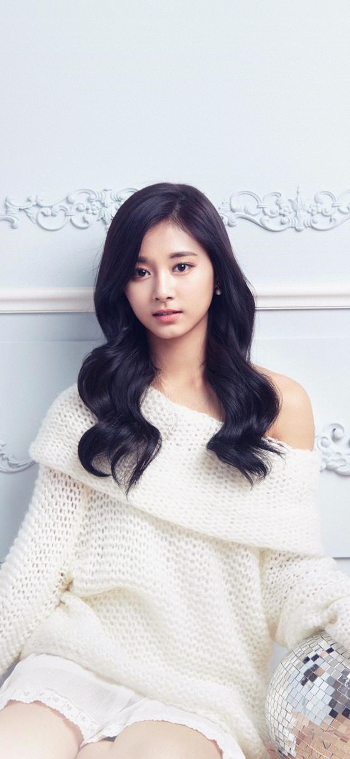 Cute Girl Wallpaper Hd For Android Hm44 Girl Tzuyu Twice Kpop Girl Wallpaper